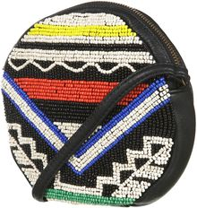 Topshop Beaded Cross Body Bag - Lyst