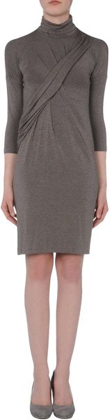 Pf Paola Frani Short Dress - Lyst