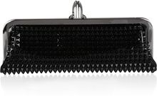 Christian Louboutin Miss Loubi Spiked Patent Leather Clutch - Lyst