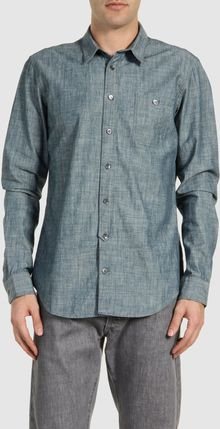 Mauro Grifoni Long Sleeve Shirt - Lyst