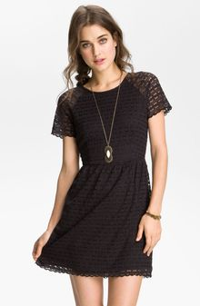 Free People Candy Lace Dress - Lyst