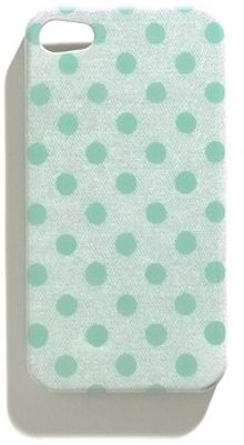 Madewell Polkadot Iphone 4 Case - Lyst