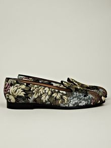 Carven Mens Tapestry Loafer - Lyst
