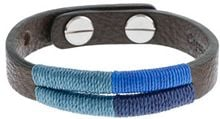 J.Crew Caputo Co Colorblock Handstitched Bracelet - Lyst