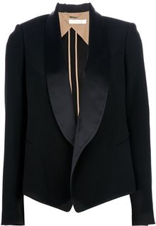 Chloé Cropped Dinner Jacket - Lyst