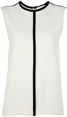 Chloé Sleeveless Blouse - Lyst