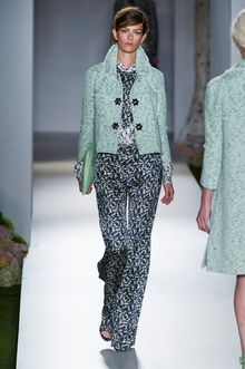 Mulberry Spring 2013 Runway Look 20 - Lyst