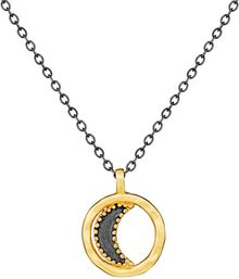 Satya Jewelry Moon Necklace in Wax and Wane - Lyst
