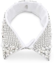 Erickson Beamon Twisted Sister Collar - Lyst