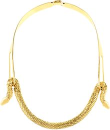 Aurelie Bidermann 'Tao' Necklace - Lyst