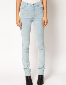Cheap Monday Cord Skinny Jeans - Lyst