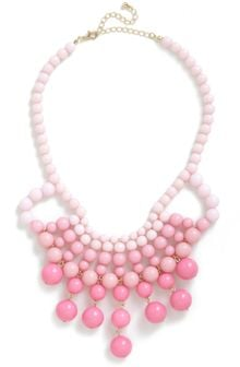 ModCloth What About Bauble Necklace - Lyst