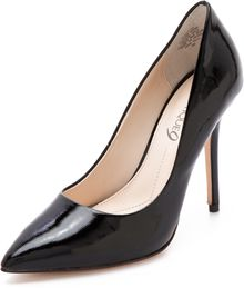 Boutique 9 Justine Patent Leather Pumps - Lyst