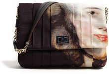 Anya Hindmarch Gracie Duchess Print Shoulder Bag - Lyst