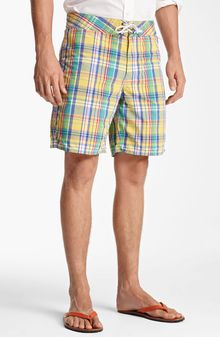 Polo Ralph Lauren Palm Island Swim Trunks - Lyst