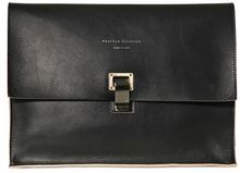 Proenza Schouler Large Lunch Bag Double Sided Clutch - Lyst