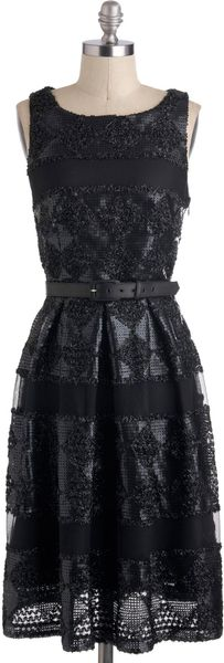 ModCloth Youre All Cassette Dress - Lyst