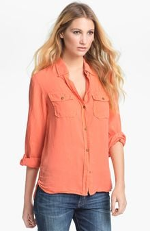 Current/Elliott The Perfect Shirt - Lyst