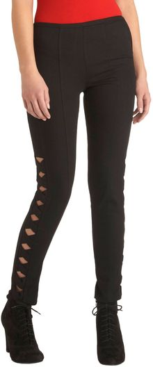 ModCloth Love That Lattices Pants - Lyst