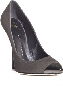 Giuseppe Zanotti Metal Pointed Toe Shoes - Lyst