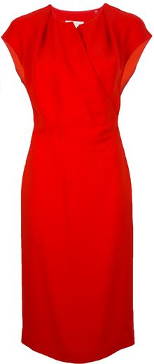 Stella McCartney Cutout Shift Dress - Lyst