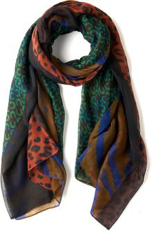 ModCloth Bit Of Good Luxe Scarf - Lyst