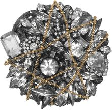 Erickson Beamon  Crystal Brooch - Lyst