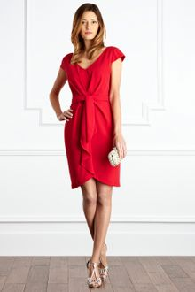 Coast Crepe Dress - Lyst