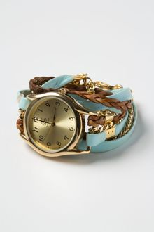 Anthropologie Welkin Wrap Watch - Lyst