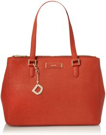 DKNY Saffiano Medium Tote Bag - Lyst
