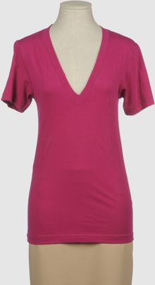 American Apparel Short Sleeve T - Lyst