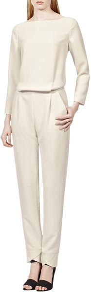 Reiss Slouch Lounge Suit - Lyst