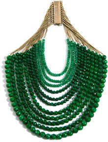Rosantica Raissa Jade Necklace - Lyst