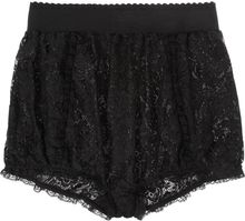 Dolce & Gabbana High-Waisted Ruffled Lace Briefs - Lyst