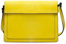 Zara Messenger Box Bag - Lyst