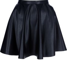 Amen Pleated Skater Skirt - Lyst