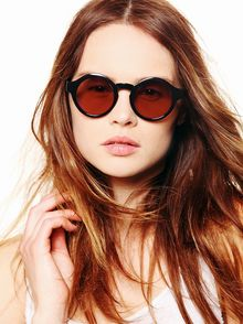Free People Pladium Sunglasses - Lyst