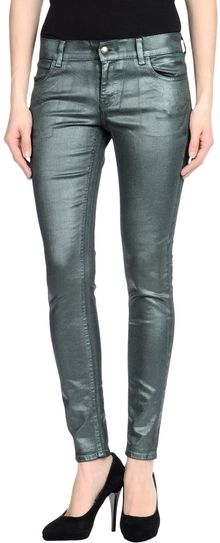 Just Cavalli Denim Pants - Lyst