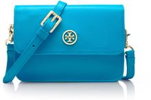 Tory Burch Robinson Convertible Crossbody - Lyst