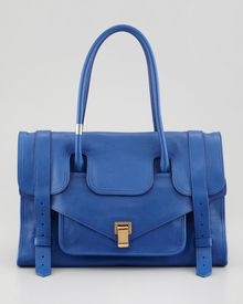 Proenza Schouler Ps1 Keepall Small Bag Royal Blue - Lyst