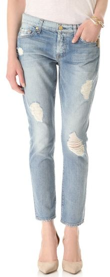 7 For All Mankind Josefina Jeans - Lyst