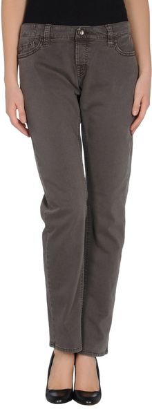 Love Moschino Casual Pants - Lyst