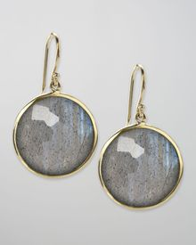 Ippolita Lollipop Earrings Labradorite - Lyst