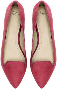 Zara Plain Slipper - Lyst
