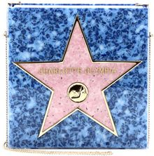 Charlotte Olympia Walk Of Fame Box Clutch - Lyst