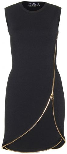 Ferragamo Stretch knit Dress - Lyst