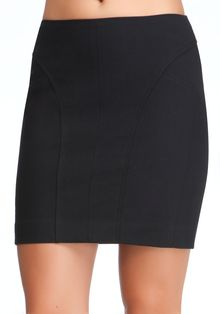 Bebe Lori Mini Skirt - Lyst