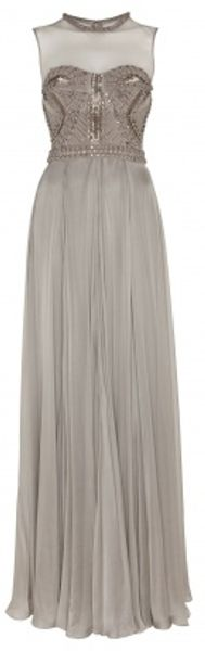 Temperley London Long Laurel Sleeveless Dress - Lyst