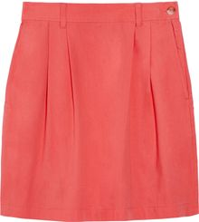 Aubin & Wills Bransty Cotton Mini Skirt - Lyst