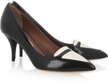 Tabitha Simmons Hayden Two tone Leather Pumps - Lyst